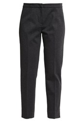 More And More Trousers Stone Melange Anthracite