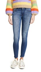 Dl1961 Emma Low Rise Skinny Jeans Marcos