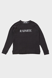 Rodarte Radarte Sweatshirt True Black White