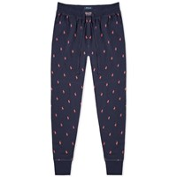 Polo Ralph Lauren Sleepwear Sweat Pant Blue