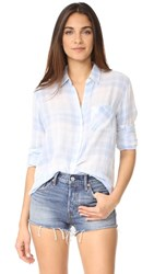 Rails Charli Button Down Shirt Rockport Plaid