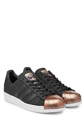 Adidas Originals Superstar 80S Leather Sneakers Black
