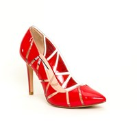 Lucy Choi London Campbell Red