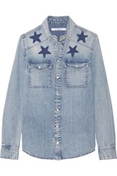 Givenchy Denim Shirt Mid Denim