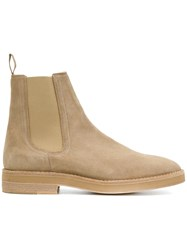 Yeezy Season 6 Chelsea Boots Nude And Neutrals