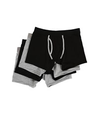 Pact Everyday Boxer Brief 4 Pack Multi Underwear