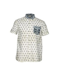 Pierre Balmain Shirts White