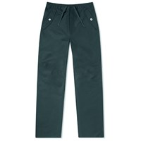 Maison Kitsune Elasticated Pant Green