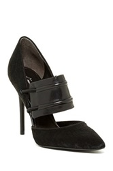 Kenneth Cole New York Water Genuine Cow Hair Pump Black