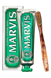 C.O. Bigelow Marvis Toothpaste And Toothbrush Set No Color