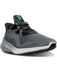 Adidas Men's Alpha Bounce Running Sneakers From Finish Line Ash Shock Mint Ice Purpl