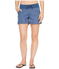 The North Face Aphrodite 2.0 Shorts Shady Blue Heather Women's Shorts