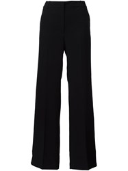 Alexander Wang Straight Trousers Black
