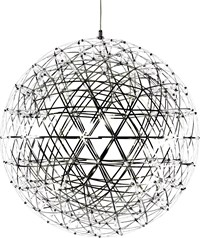 Moooi Raimond R61 Suspended Lamp Dimmable