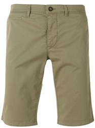 Woolrich Chino Shorts Green