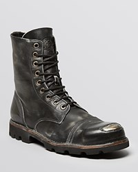 Diesel Hardkor Steel Lace Up Boots