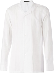 The Viridi Anne Classic Shirt White