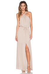 Rory Beca Maid By Yifat Oren Fula Gown Beige