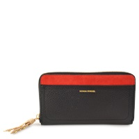 Sonia Rykiel Stephane Zipped Wallet