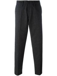 Edwin Tailored Trousers Grey