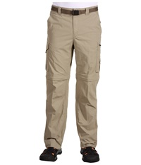 Columbia Silver Ridge Convertible Pant Tusk Men's Clothing Beige