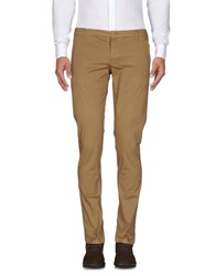 No Lab Casual Pants Sand