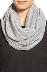 Women's Bcbgeneration Speckled Knit Infinity Scarf