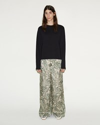 Acne Studios Tennesee Wide Leg Trousers