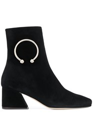 Dorateymur Heeled Boots Black