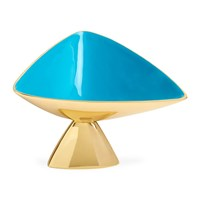 Jonathan Adler Anvil Bowl Turquoise Medium