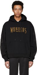 Wonders Black Force Hoodie
