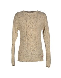 Anerkjendt Knitwear Jumpers Men Beige