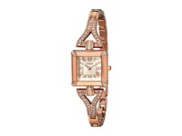 Guess U0137l3 Rose Gold Tone Retro Glamour Watch Rose Gold Sun White Rose Gold Bracelet Analog Watches