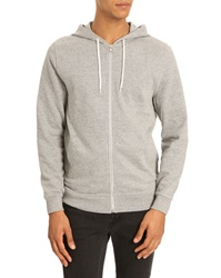 Menlook Label Hoody Kobe Gray