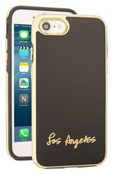Rebecca Minkoff Big City Iphone 7 Case Black Los Angeles