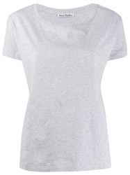 Acne Studios Eldora Mel Base T Shirt Grey