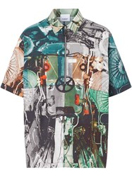 Burberry Submarine Print Shirt 60