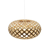 David Trubridge Kina Light Natural 45Cm