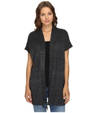 Mavi Jeans Cardigan Black Women's Sweater