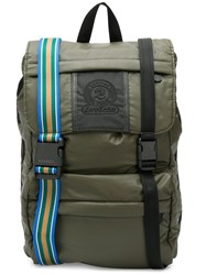 Invicta Military Style Backpack Green