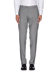 Berwich Trousers Casual Trousers Men Grey