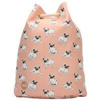Mi Pac Pugs Swing Backpack Multi