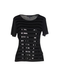 Brooks Brothers T Shirts Black