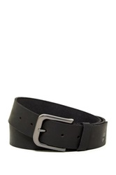 Timberland 35Mm Classic Leather Belt Black
