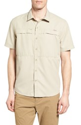 Gramicci Men's Pescador Tech Shirt True Khaki