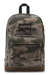 Jansport Right Pack Expressions Backpack Green