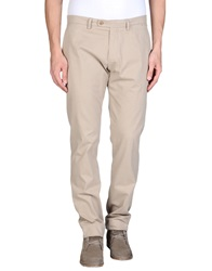 Jey Cole Man Casual Pants Beige