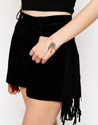Asos Dreamcatcher Hand Harness Gold