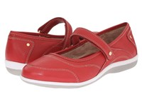 Revere Adelaide Red Women's Flat Shoes