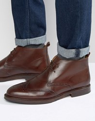 Selected Homme Malcom Chukka Boot Brown